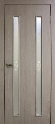 Дверне полотно Вероніка 800 мм сосна мадейра  1808 грн