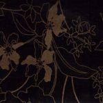 Флора черная-золото 13 ПЭТ